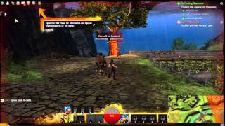 PC Gameplay Recorded with HD PVR!! GUILD WARS 2 - Max Settings!