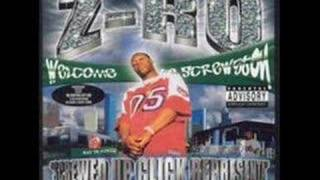 Z-RO - Southside Cant Stop