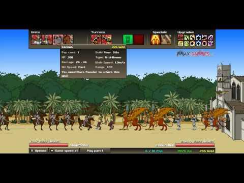 Age of War 2 végigjátszása! ViccElek és az online game-k! #