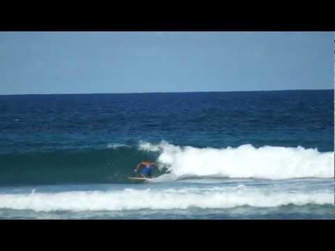 Surfing Jobos Beach in Isabela Puerto Rico - GoSeePR.com