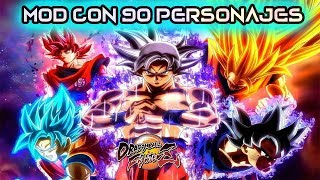 Video Dragon Ball Tap Battle Para Android | MOD 90 Personajes | AndroidGeekTv download MP3, 3GP, MP4, WEBM, AVI, FLV Desember 2018