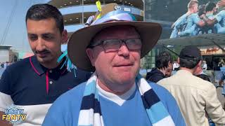 CITY 1-0 SPURS - QUICK REVIEW OF YESTERDAY FROM THE ETIHAD