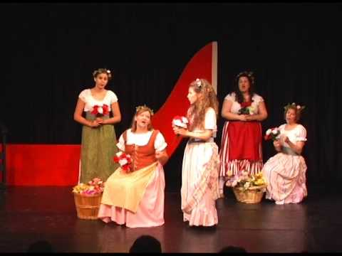Gilbert & Sullivan's The Gondoliers (2010) Act One
