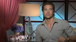 Scott Speedman talks