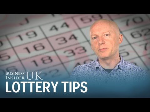 An Oxford professor shares tips that will give you a better chance on winning big on the lottery