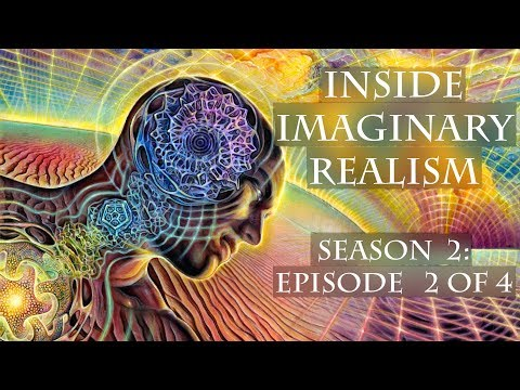 A raw look Into the worlds and minds of Visionary Artists & Art... a Visionary Art TV show Ep 2, S 2