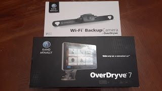 OverDryve 7 by Rand McNally unboxing and review. Is it worth the 400 I paid?