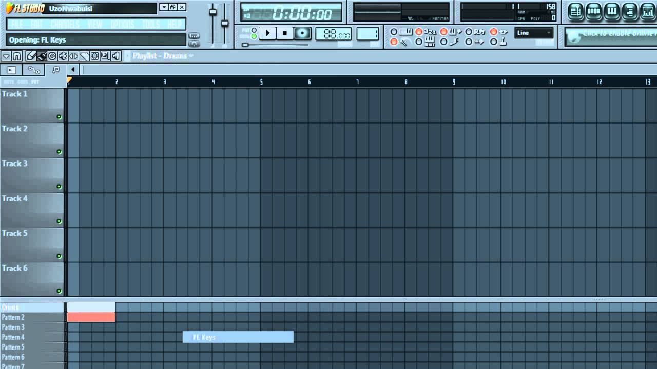 How to make beat on fl studio 10 for beginners