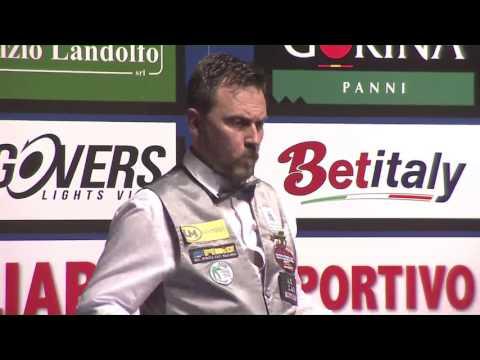 Aniello Michelangelo VS Maggio Crocefisso | Campionato Italiano Biliardo 2016/2017(Torino)