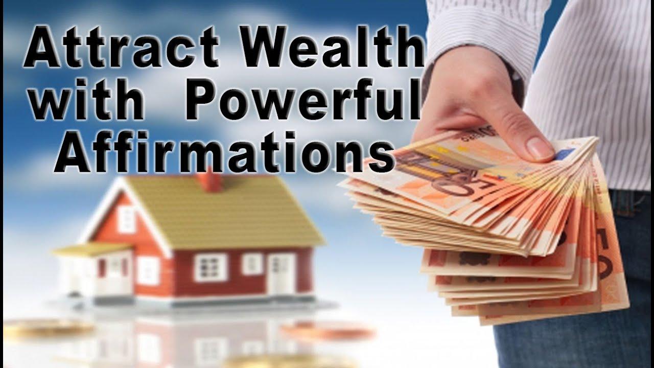 Powerful Money Affirmations for Attracting Wealth, Prosperity, Abundance