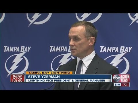 Tampa Bay Lightning addresses Martin St. Louis' trade