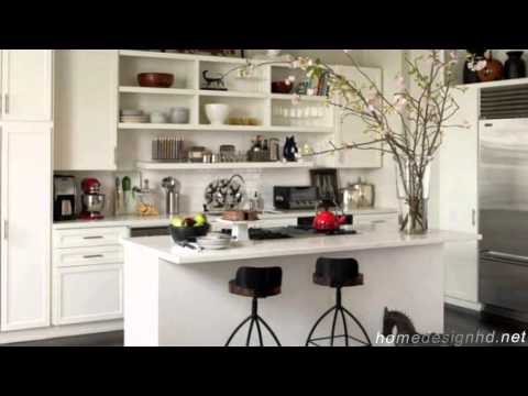 Open Kitchen Shelves Inspiration [HD]