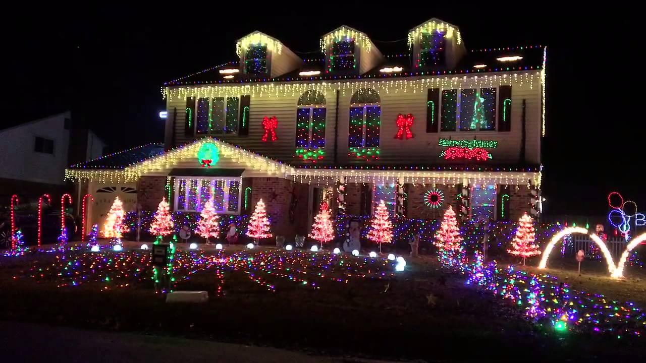 Christmas Lights Hampton Roads