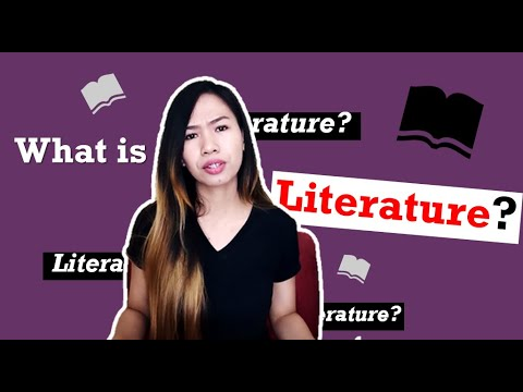 Download Literature DEFINED (NOT your common definition of Literature)