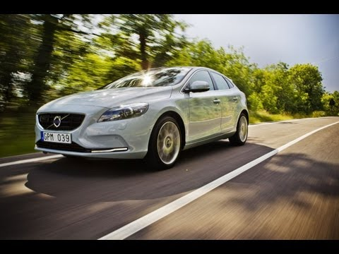 Volvo V40 review