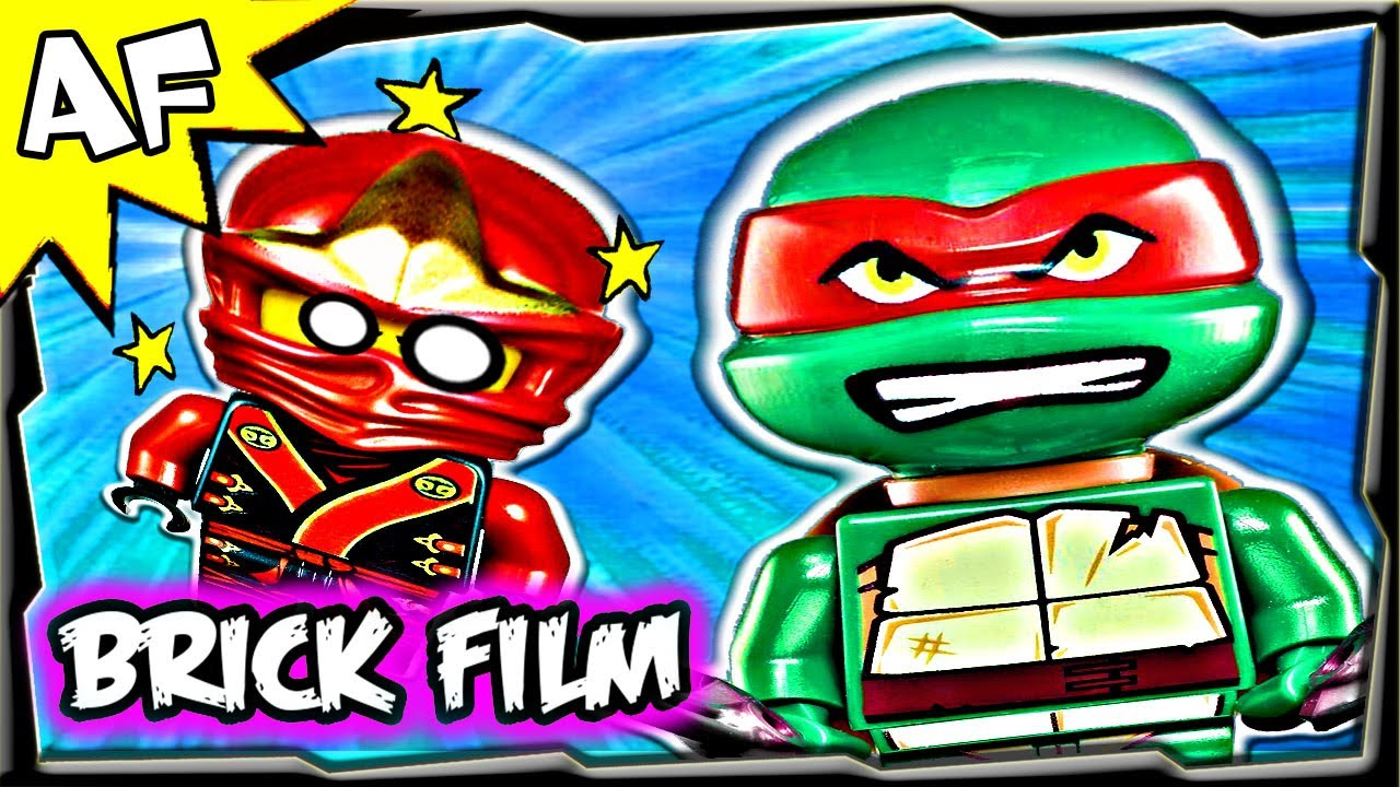 Ninjago kai vs raphael tmnt lego battle 3 part 2 raphael 39 s ending youtube - Ninjago vs ninjago ...