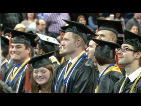 The University of Toledo College of Engineering Fall 2016 Commencement