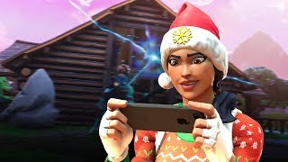 🔴FAST FORTNITE MOBILE BUILDER! | Solo Squads Cheezing | Fortnite Mobile