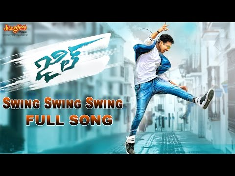 Swing Swing Swing Full Song || Jil Telugu Movie || Gopichand, Raashi Khanna || Ghibran
