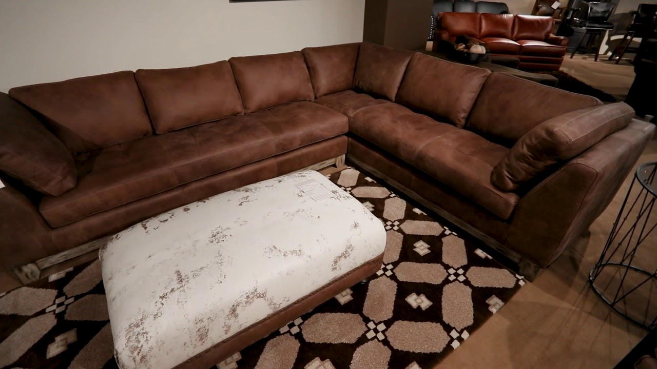 1 Leather Furniture In San Antonio | Texas Leather Interiors - YouTube