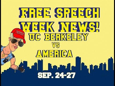 Free Speech Week News
