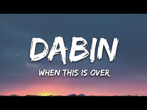 Dabin Nurko - When This Is Over Feat Donovan Woods