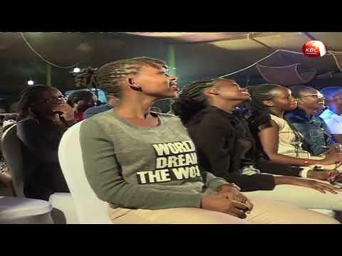 Comedy Arena - Teacher Nduati