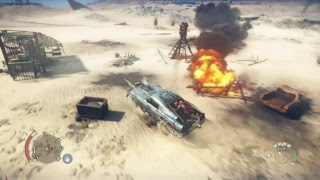 Mad Max part 35 completing challenges and missions
