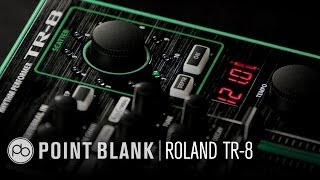 Roland AIRA TR-8: First Look