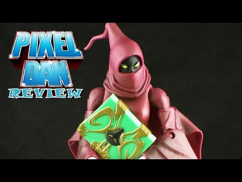 Masters of the Universe Classics Shadow Weaver Figure Review
