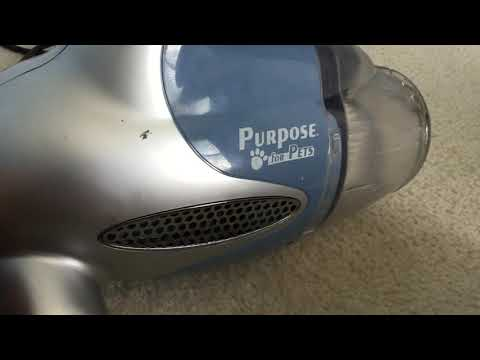 2013 Dirt Devil Purpose For Pets Hand Vacuum Review