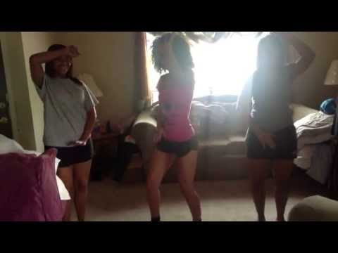 Beat it by chrisbrown dance (Cierra,Mia,Jordan)