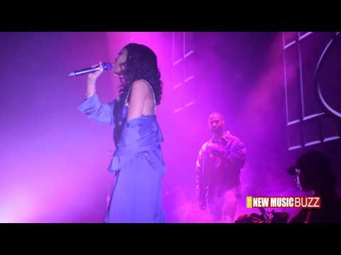 "Big Sean and Jhene Aiko ""Deja Vu"" LIVE 30 Days In L:A 
