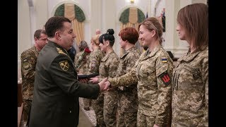 Степан Полторак привітав жінок з наступаючим святом