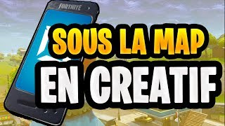 ALLER DER MAP IN CREATIVE (GLITCH) - FORTNITE