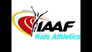 IAAF Kids Athletics course (Shymkent 2017)