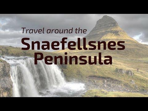 Visit the Snaefellsnes Peninsula Iceland video