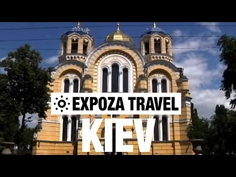 Kiev Vacation Travel Video Guide