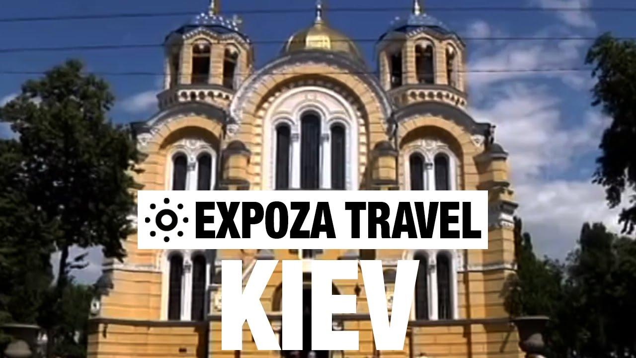 Kiev Vacation Travel Video Guide
