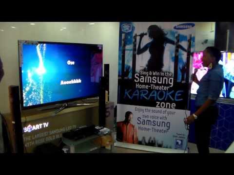 FOLUSO_ Samsung Hometheater Karaoke