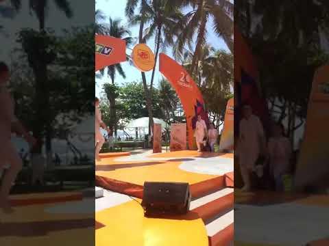 Minh Hằng live cực hay tại Cúp truyền hình 2018 ở Nha Trang