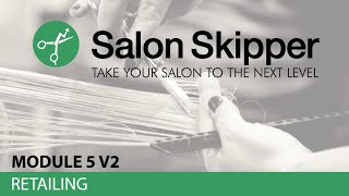 Salon Skipper Module 5 V 2