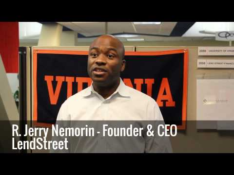 LendStreet's R. Jerry Nemorin on Community, Innovation & Startups