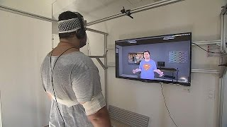 Schizophrénie : la réalité virtuelle pour aider les patients - futuris