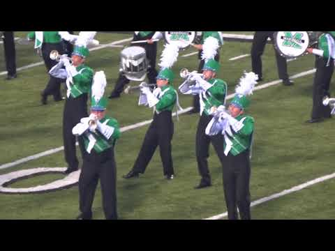 2017 Marching Thunder Half-time Show
