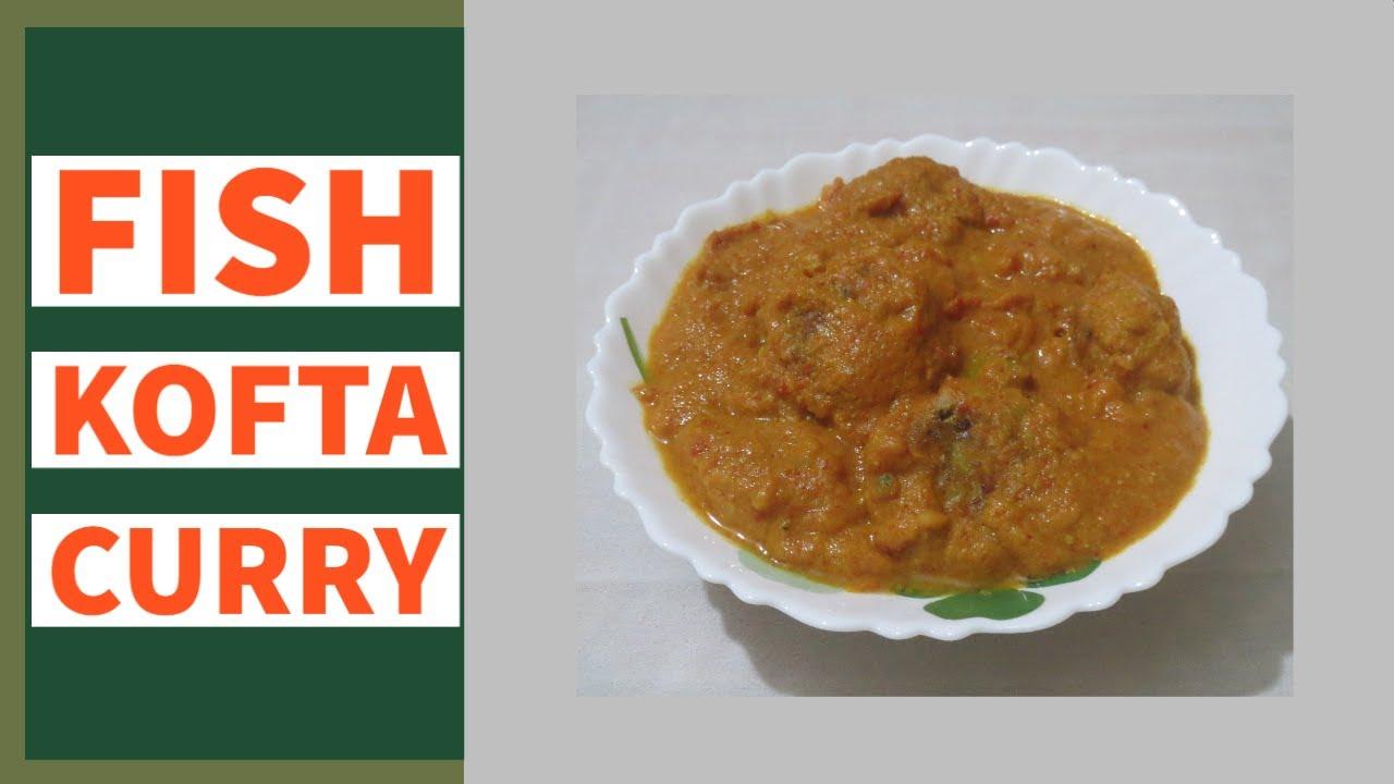 Boneless Fish Kofta Curry || Bengali non veg recipe || Indian dish || Wiki links  in description