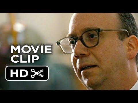 Parkland Movie CLIP - A Very Dignified Man (2013) - Paul Giamatti Movie HD