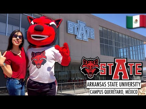 Arkansas State University Tour // Campus Querétaro, México