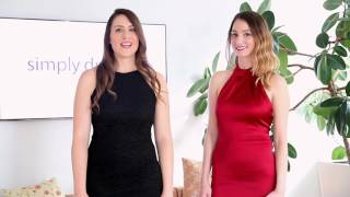 Find Your Fit with Simply Dresses