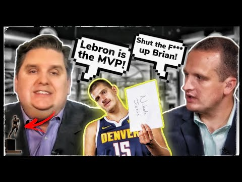 Brian Windhorst gets completely OBLITERATED by fellow reporter!
